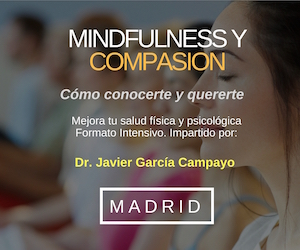 Programa Mindfulness Compasión Madrid